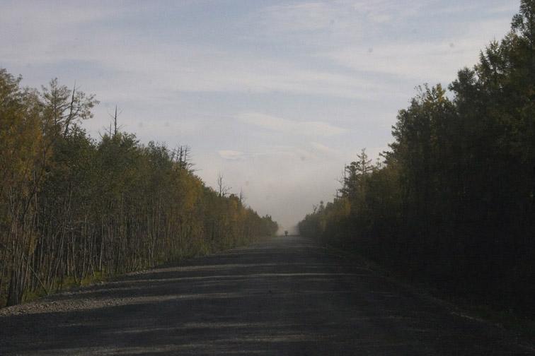 Alt-дорога Мильково-Ключи