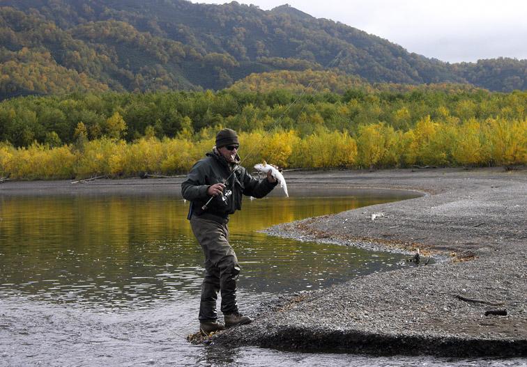 Alt-Kamchatka Azhabachie Lake Bushuika char