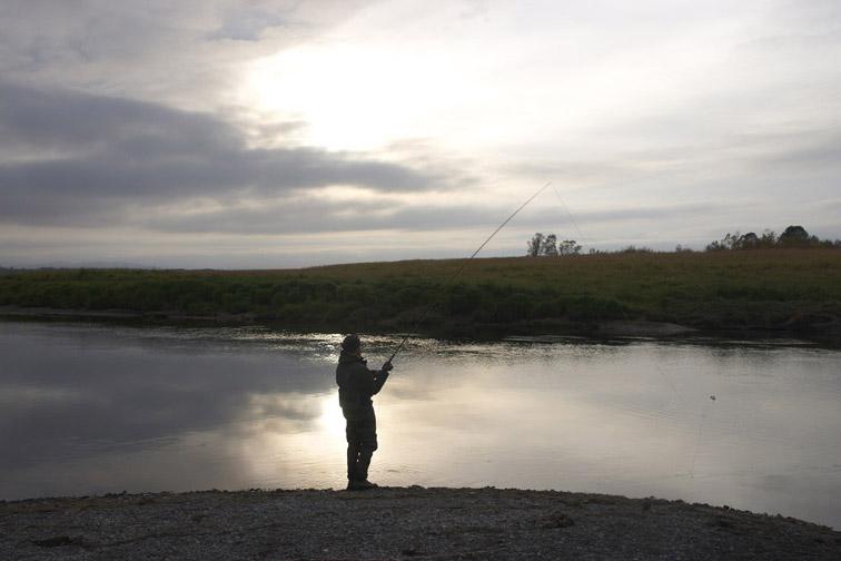 Alt-Камчатка Азабачье озеро голец