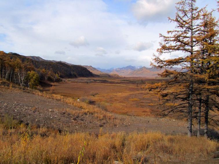 Alt-Kamchatka Raduga River