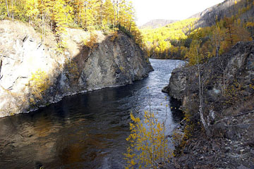 Alt-Камчатка река Быстрая Эссо