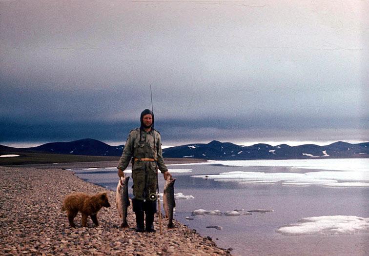 Alt-Chukotka Elgygytgyn Lake Boganid char