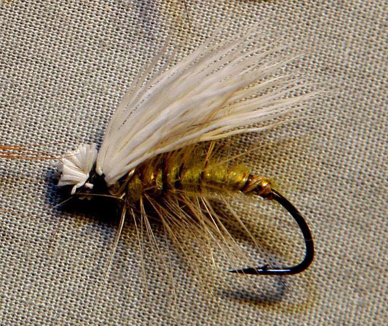Alt-Elk Hair Caddis Far Eastern Flies