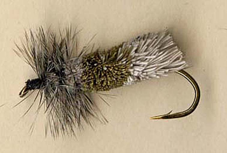 Alt-Far Eastern Flies Goddard Caddis