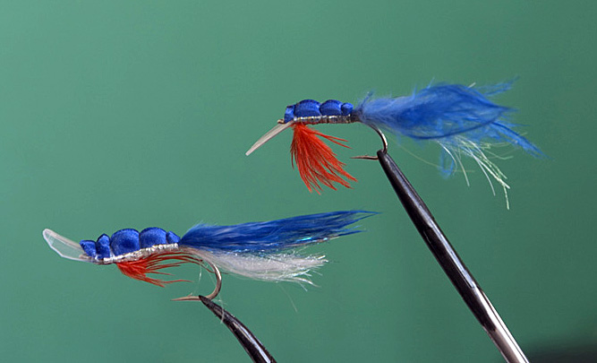 Alt-Far Eastern Flies Wobbler-fly Anti-wobbler