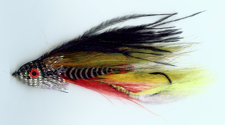 Alt-Far Eastern Flies Articulated Minnow