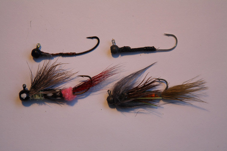 Alt-Far Eastern flies sculpin imitation