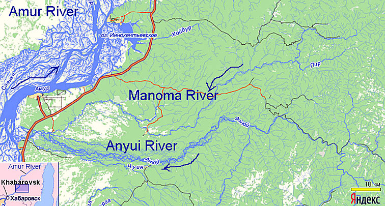 Alt-Amur Manoma map