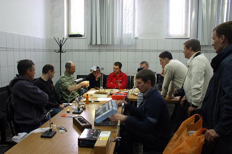 Alt-seminar-fly-tying-Irkutsk