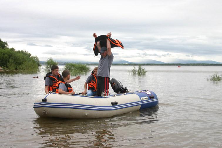 Alt-водно-моторный фестиваль Хабаровск Уссури