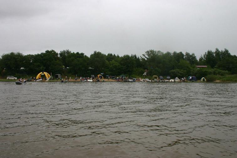 Alt-boat-and-motor festival in Khabarovsk Ussuri