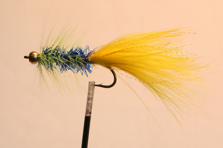 Alt-flyfishing-fly-Kamchatka-articulated fly-Pacific salmon