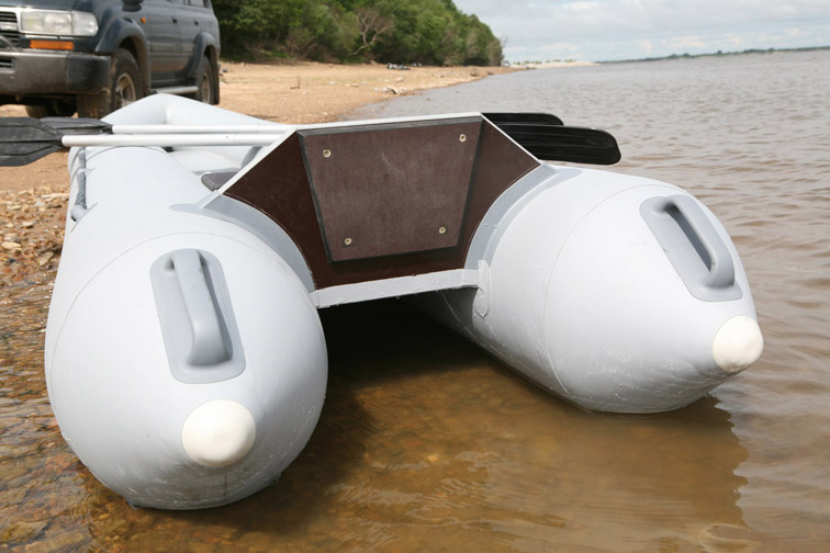 Alt-inflatable-motor kayak-Bratan-B450