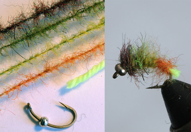 Alt-dubbing brush-fly-flyfishing-grayling