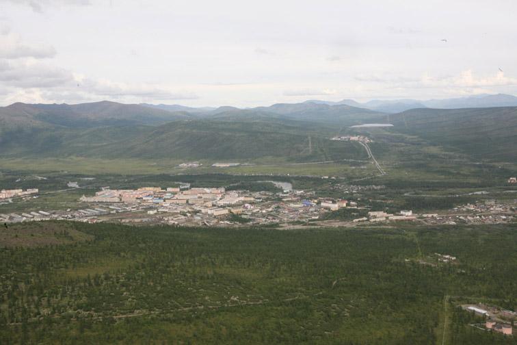 Alt-Чукотка-Большой Анюй-Билибино-тундра