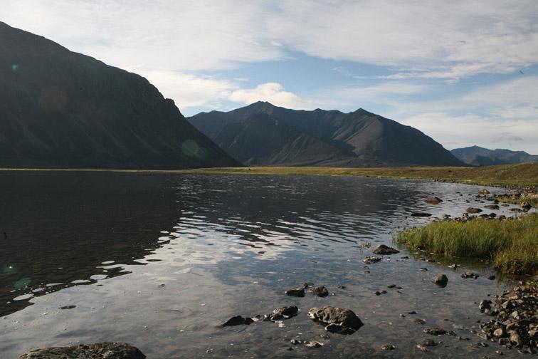 Alt-Чукотка-озеро Раучуагытгын