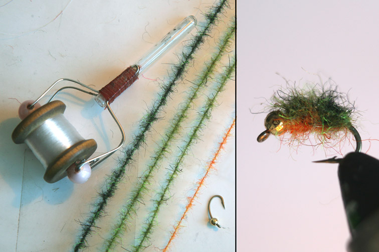 Alt-artificial flies-flytying-flyfishing