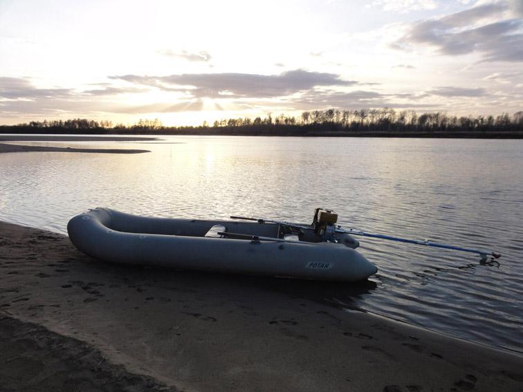 Alt-Амур-Тунгуска-длиннохвостый мотор-longtail
