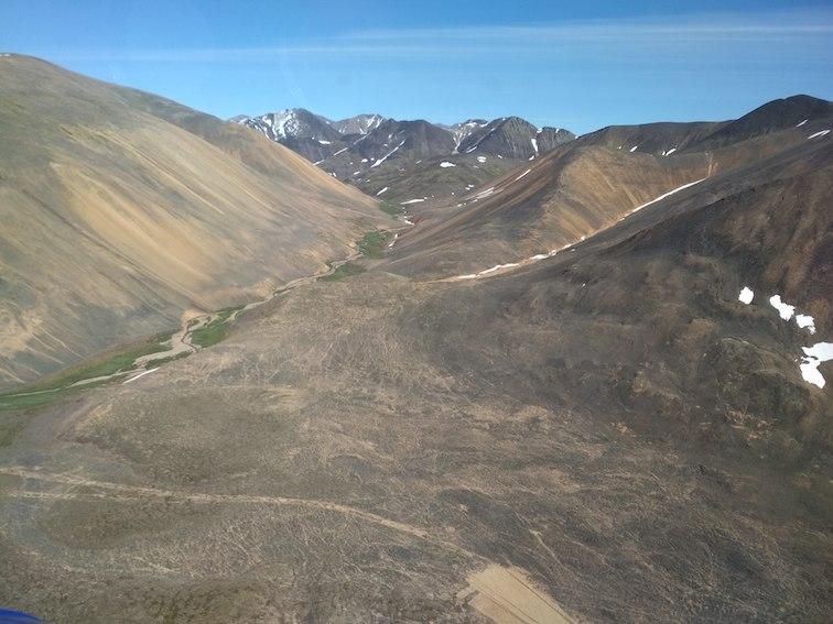 Alt-Chukotka-Tytyl Lake