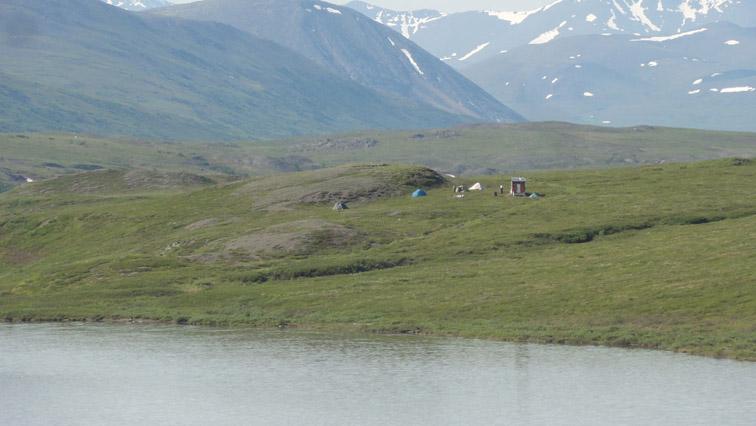 Alt-Chukotka-озеро Липчиквыгытгын