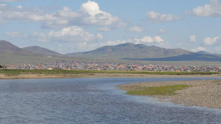 Alt-Монголия-Морон