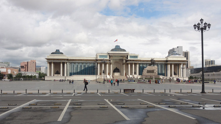 Alt-Монголия-Улан-Батор