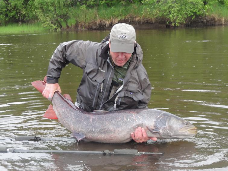 Alt—Tugur-Konin-Assyni-Siberian taimen-flyfishing