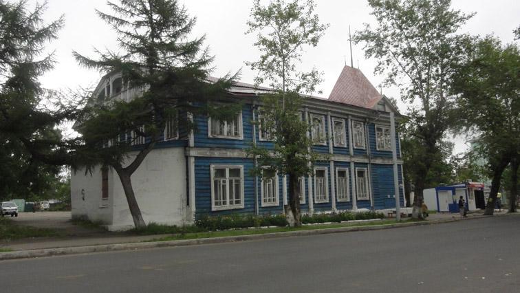 Alt-Амур-Амурский лиман-Николаевск