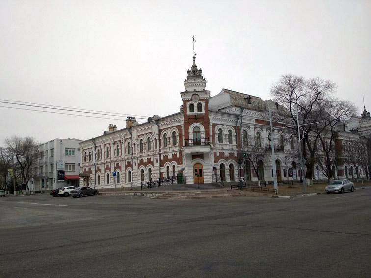Alt-Благовещенск-Амурская область-краеведческий музей