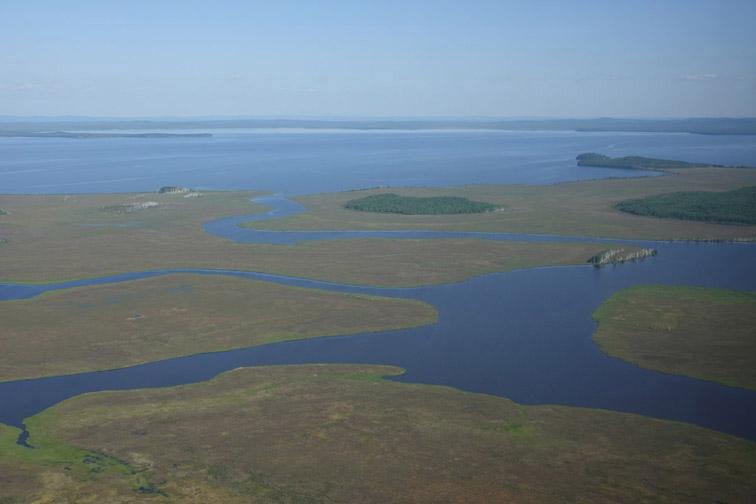 Alt-озеро Чукчагирское