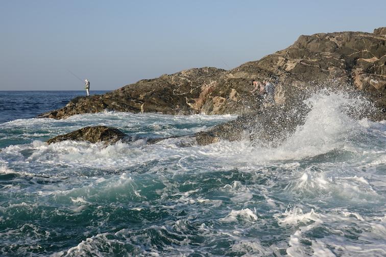 Alt-Оман-Салала-Аравийское море-нахлыст