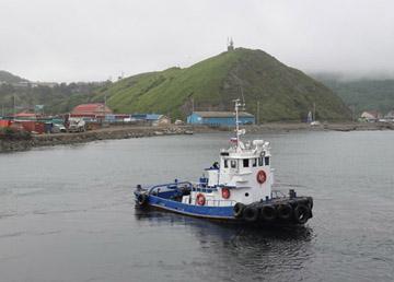 Alt-остров Шикотан