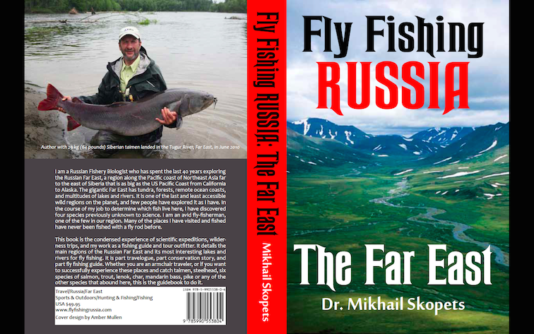 Alt-Flyfishing Russia: The Far East-flyfishing