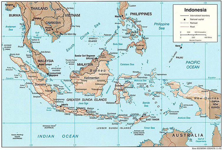 Alt-Map Indonesia