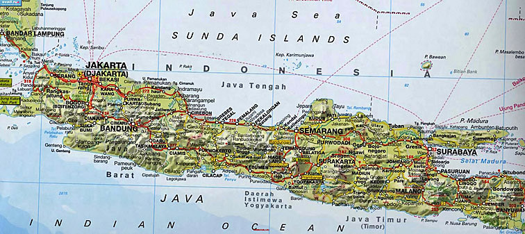 Alt-Java island map