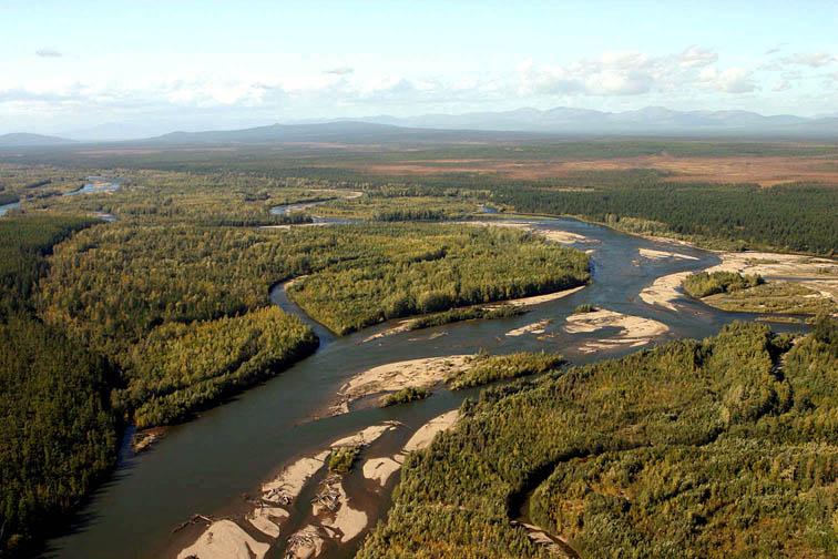 Alt-Yama River Studenaya