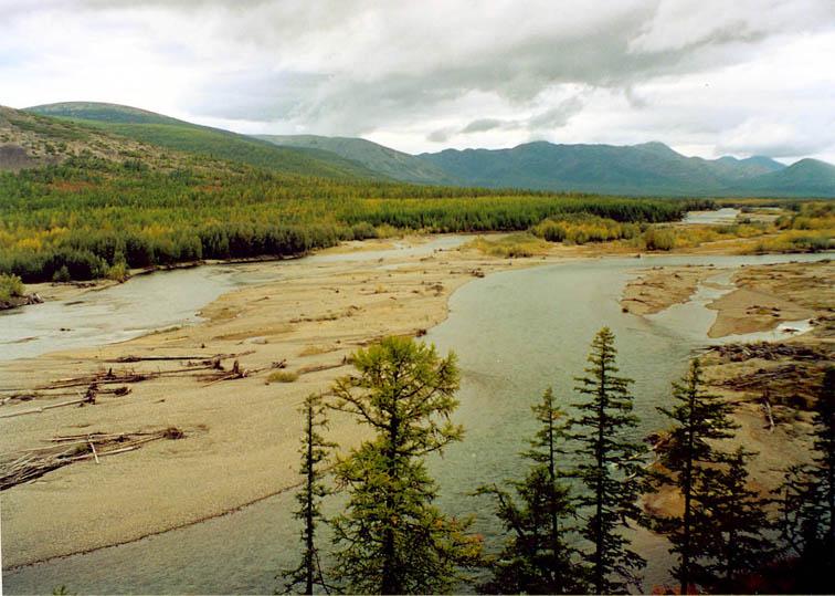 Alt- река Яма Тоб