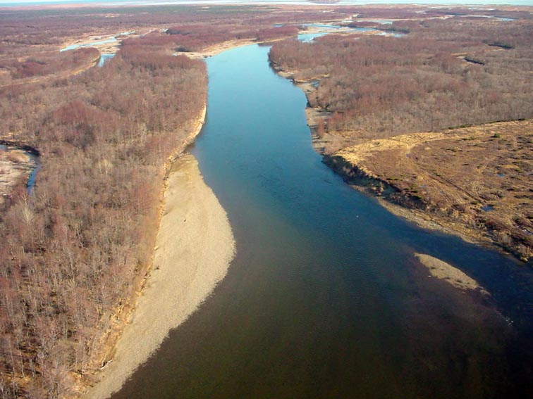 Alt- река Яма